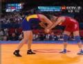 奥运视频-王娇运气不佳惜败 摔跤女子72公斤级