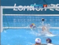 奥运视频-维拉远程抽射得分 水球美国VS西班牙