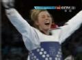 琼斯夺冠视频-跆拳道57kg级折桂 英国第25金