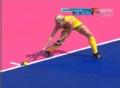 奥运视频-澳大利亚短角球未能建功 女曲排名赛
