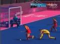 奥运视频-赵玉雕射门受阻 女曲中国VS澳大利亚