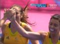奥运视频-澳大利亚突袭 门前2打1正面抽射得分