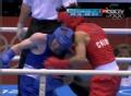 奥运视频-邹市明小分险胜巴恩斯 成功晋级决赛