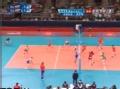 奥运视频-托尔多扣死角 男排保加利亚VS俄罗斯