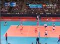 奥运视频-俄罗斯掌握节奏 米哈伊洛夫上网扣杀