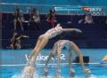 奥运视频-西班牙鲤鱼跃龙门 花游集体自选决赛