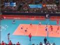 奥运视频-托尔多扣边线 男排保加利亚VS俄罗斯