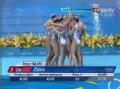 奥运视频-中国力克西班牙摘银 创花游最好成绩