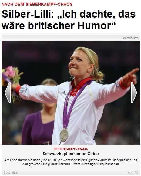 德国申诉成功,七项全能银牌失而复得!