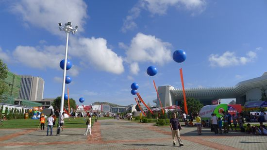 8月9日,第22届青岛国际啤酒节参节指南和总平面图发布,市民可提前熟悉