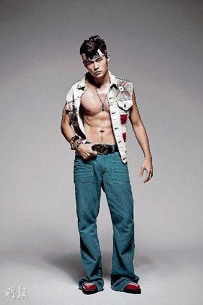 周杰伦是陈若琳的偶像,如果他在比赛现场,会令陈若琳开心得晕倒。