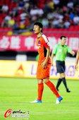 图文:申鑫中能打响保级战 比赛中