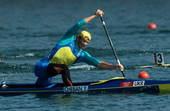 奥运图:男单划艇乌克兰折桂 全速前进