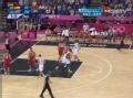 奥运视频-加索尔演绎弧顶中投 西班牙VS俄罗斯