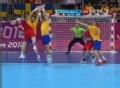 奥运视频-沙扎尔弹跳强攻球 男手匈牙利VS瑞典