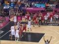 奥运视频-佛利德松零度中三分 西班牙VS俄罗斯