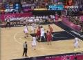 奥运视频-纳瓦罗完美中投建功 西班牙VS俄罗斯