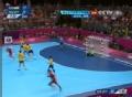 奥运视频-沙扎尔夹缝送劲射 男手匈牙利VS瑞典