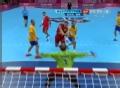 奥运视频-祖柏暴射防守空当 男手匈牙利VS瑞典
