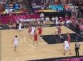 奥运视频-卡尔德隆飙中远距离三分 西班牙追平