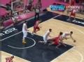 奥运视频-利鲁梅里亚反攻上篮 西班牙VS俄罗斯
