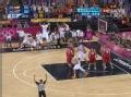奥运视频-卡尔德隆秀右翼三分 西班牙VS俄罗斯