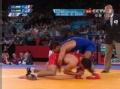 奥运视频-索斯兰抽球锁胜局 摔跤男子74公斤级