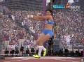 奥运视频-莱申科第二掷75.86米 女子链球决赛