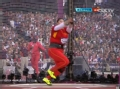 奥运视频-张文秀投出76.34米暂列第二 女子链球