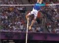 奥运视频-法国选手飞越5.75米 男子撑杆跳决赛