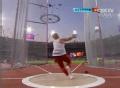 奥运视频-弗洛达奇科77.10米 超张文秀暂居第2