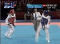 奥运视频-弗洛姆华丽侧踢击头 跆拳道女子决赛