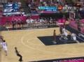 奥运视频-卡梅瑞斯反击单手暴扣 美国VS阿根廷