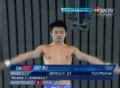 奥运视频-邱波第3轮94.05分居第2 10米台半决赛