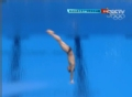 奥运视频-林跃高难度一跳 吴敏霞何姿现场助威