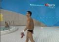 奥运视频-林跃第5跳小失误获75.6分 退居第2名