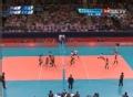 奥运视频-木村沙织三米线扣杀 女排日本VS韩国