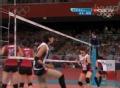 奥运视频-金延璟反击暴力扣杀 女排日本VS韩国