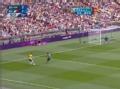 奥运视频-达米昂突破传中 奥斯卡转身打门无果