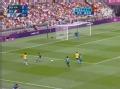 奥运视频-马塞洛送精准妙传 男足巴西VS墨西哥