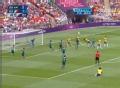 奥运视频-胡尔克头槌力度轻 错失绝佳得分机会