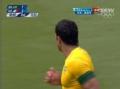 奥运视频-胡尔克推射远角得手 巴西队扳回一城