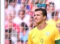 奥运视频-胡尔克传球后点 无人接应失破门良机