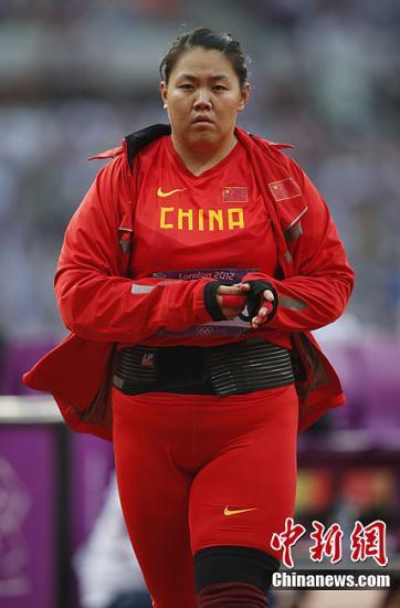 张文秀遭遇乌龙判罚丢铜 怒批奥运裁判能力低下