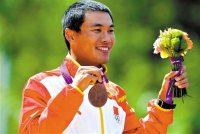 司天峰:赛前目标就是前三 铜牌给妻子做结婚礼