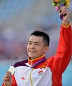 奥运图:现代五项中国创历史摘银 中国夺得银牌
