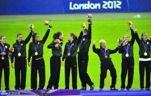 奥运冠军也救不了美国女足
