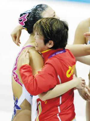 井村雅代 中国花游的东洋教母