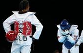 奥运图:跆拳道女子67公斤以上级 斯皮诺萨
