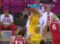 奥运视频-瑟克瑞恩配合跳投 澳大利亚VS俄罗斯